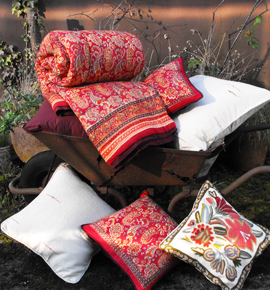 Printed Indian Quilts