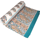 printed cotton table cloths
