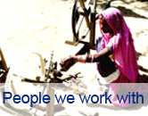 People Chandni Chowk works with